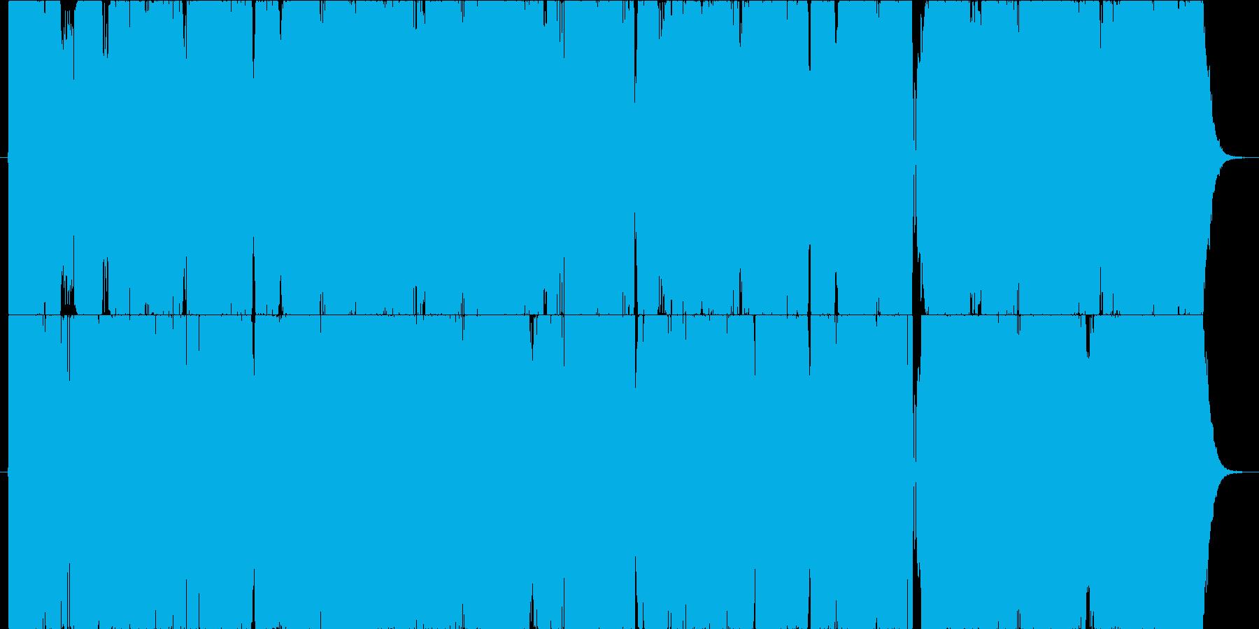 【EDM】インパクト重視オープニング向けの再生済みの波形