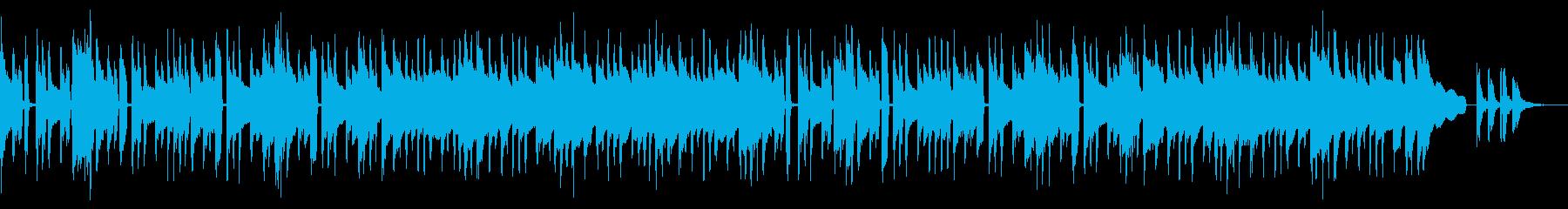 コントチックなポップス sc-88proの再生済みの波形