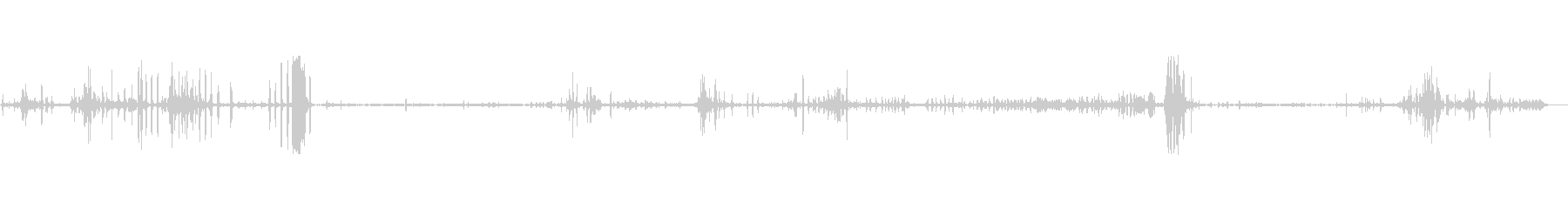 バーナード、C.U。クロック、スク...の未再生の波形