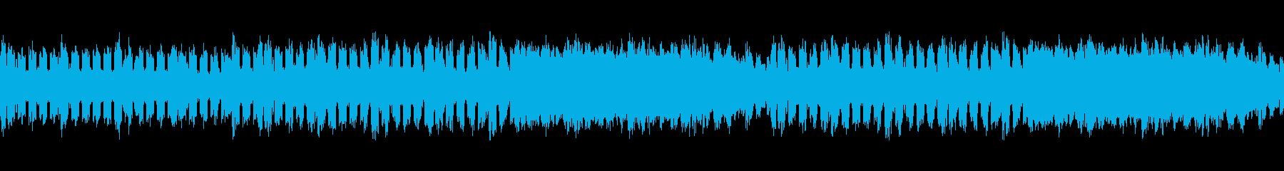 【ファンタジー・ケルト・アイリッシュ】の再生済みの波形