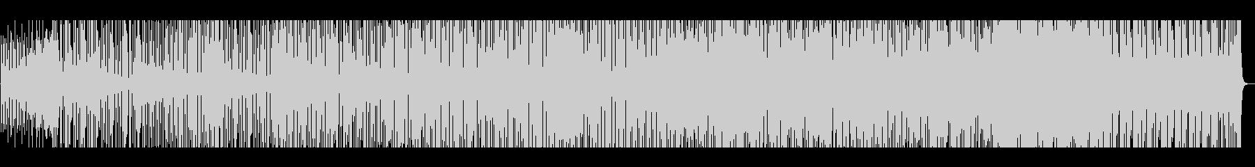 ロシアのエスニックなトーンのヒップ...の未再生の波形