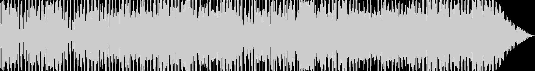 グルーヴィーなエレキギターのメロデ...の未再生の波形