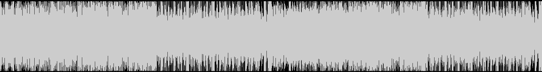 煌びやかで明るいオーケストラ/ループ可の未再生の波形