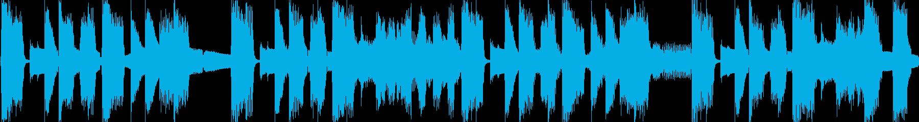 不思議で可愛い15秒CM楽曲。の再生済みの波形