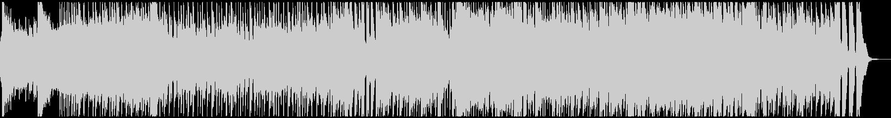 自然な雰囲気の明るいポップロック_ハーフの未再生の波形