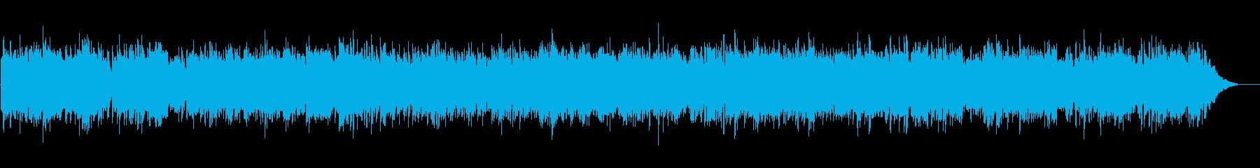 アコギ2本による穏やかなフォークバラードの再生済みの波形
