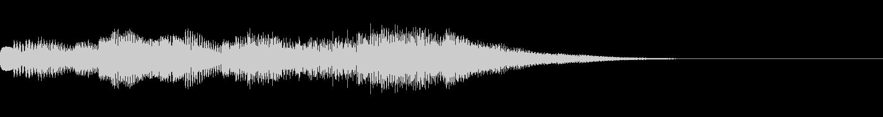 キラリラリン キラリラリンの未再生の波形