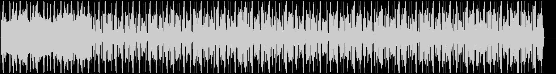 レゲエ ジャジーで大人なラヴァーズロックの未再生の波形