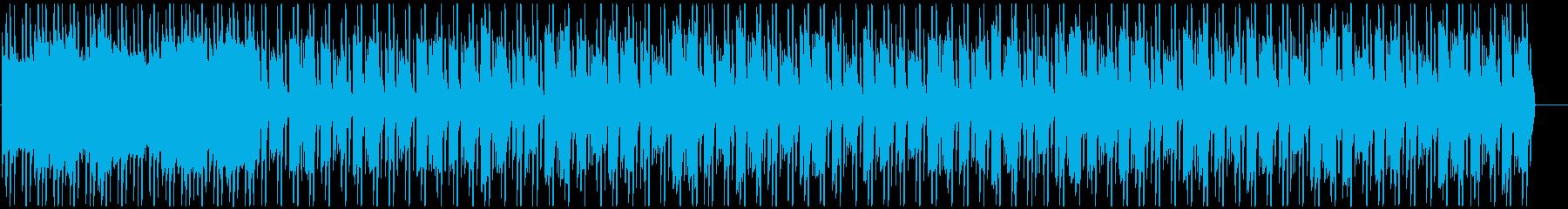 レゲエ ジャジーで大人なラヴァーズロックの再生済みの波形