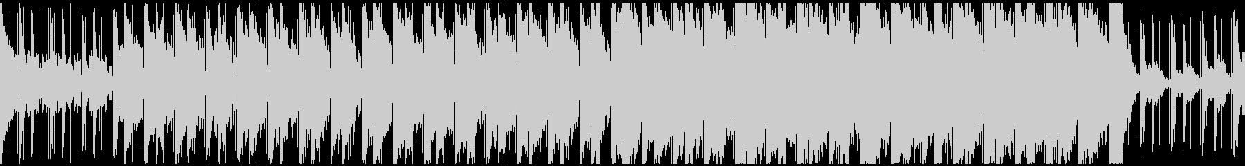 【ループ対応】幻想的で切ないEDMの未再生の波形
