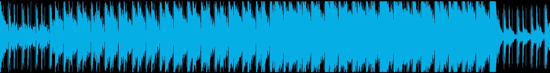 【ループ対応】幻想的で切ないEDMの再生済みの波形