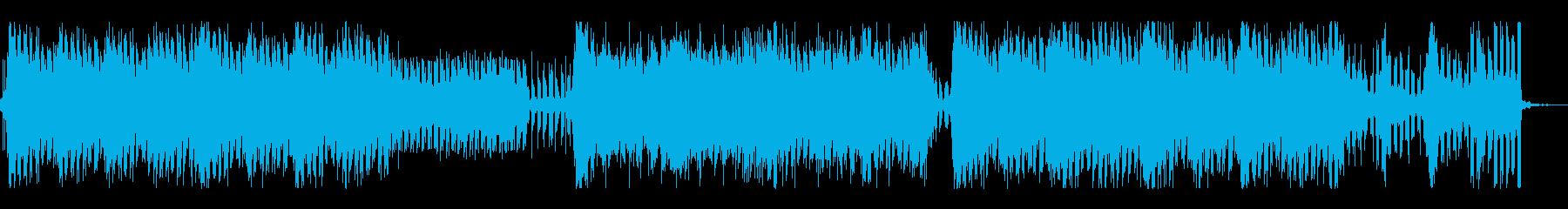 謎解き_解説の再生済みの波形