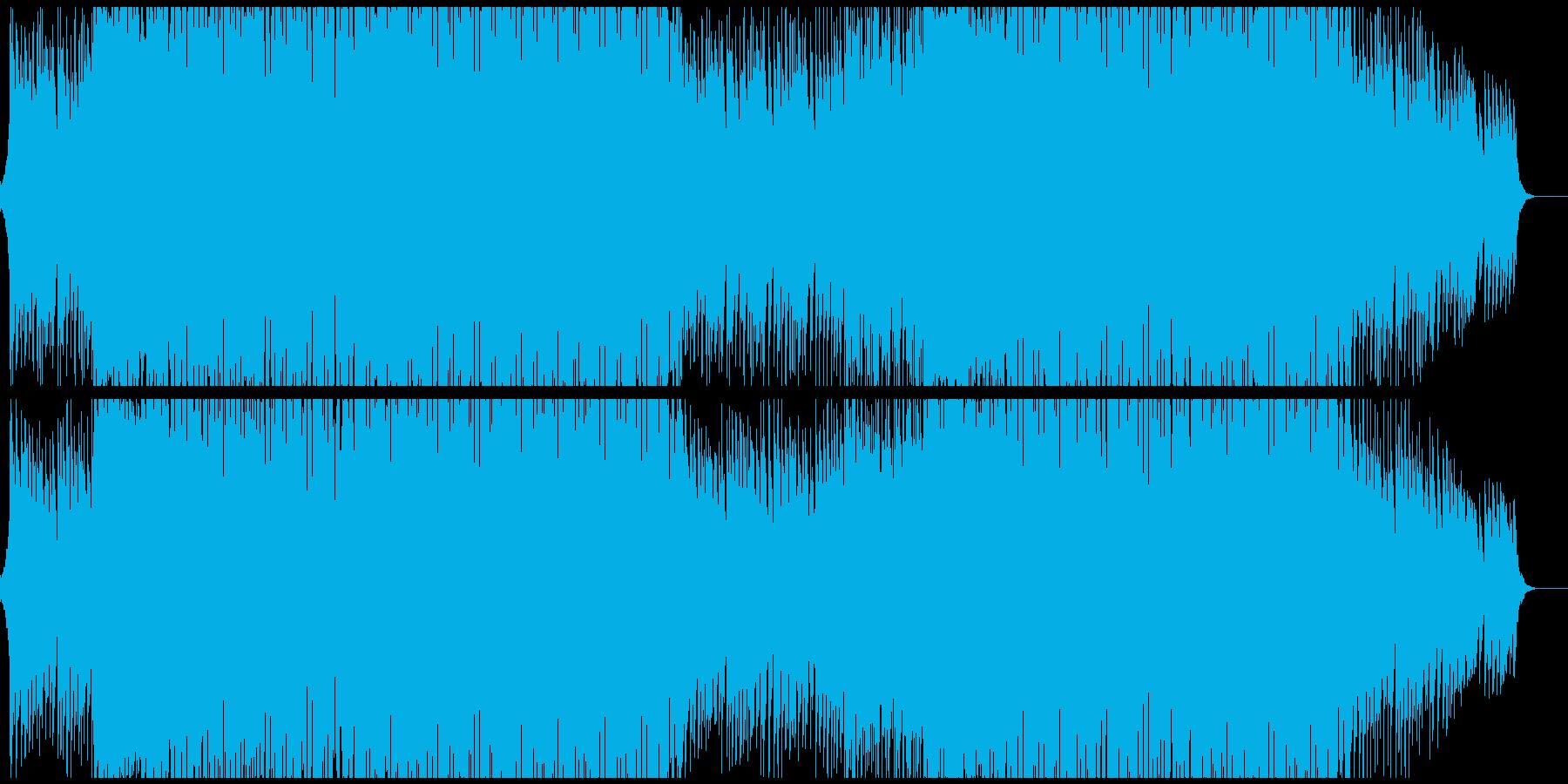 ハウス ダンス プログレッシブ ヨ...の再生済みの波形