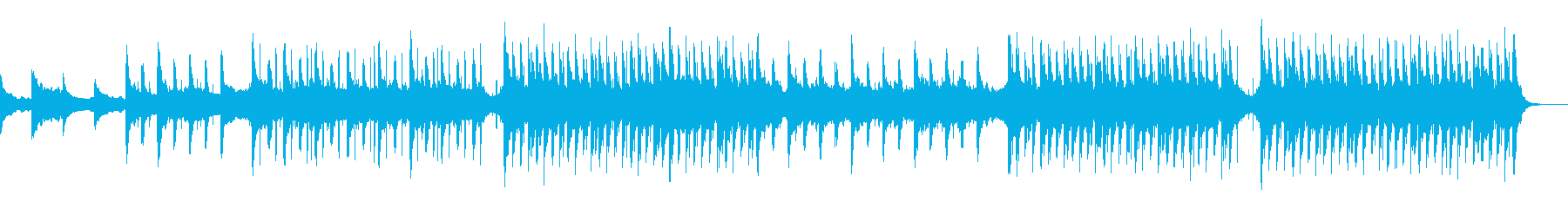 人気のある電子機器 ポジティブ 明...の再生済みの波形