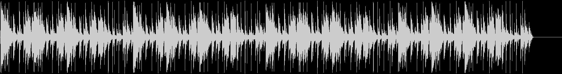 BGM_ステージセレクトAの未再生の波形