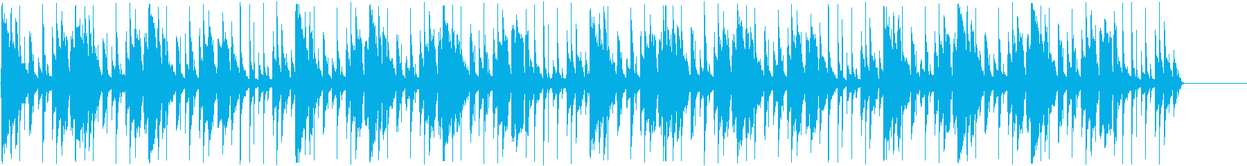 BGM_ステージセレクトAの再生済みの波形