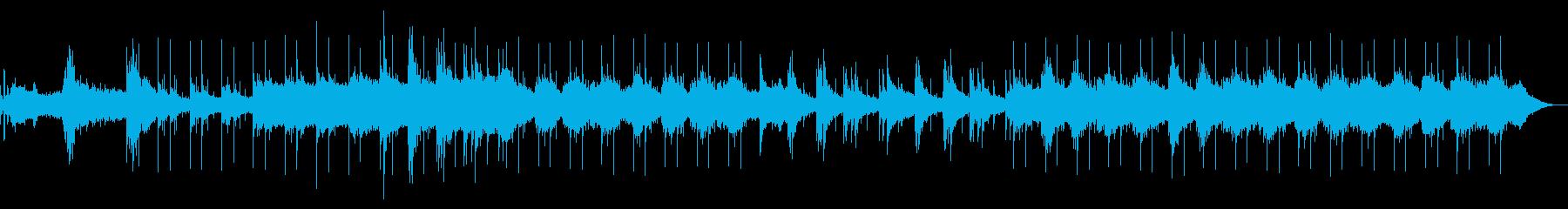 アジア 説明的 静か ハイテク 気...の再生済みの波形