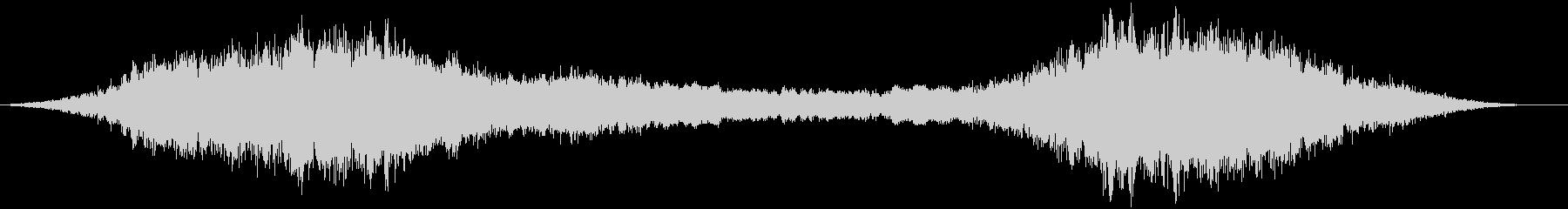 【ダークアンビエント】神殿の中_03の未再生の波形