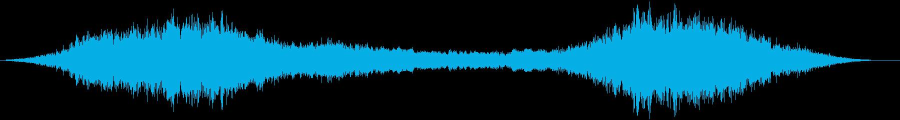【ダークアンビエント】神殿の中_03の再生済みの波形