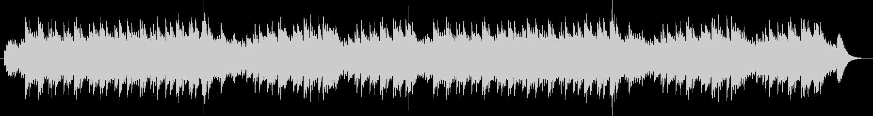 グリーンスリーヴス(オルゴール)の未再生の波形