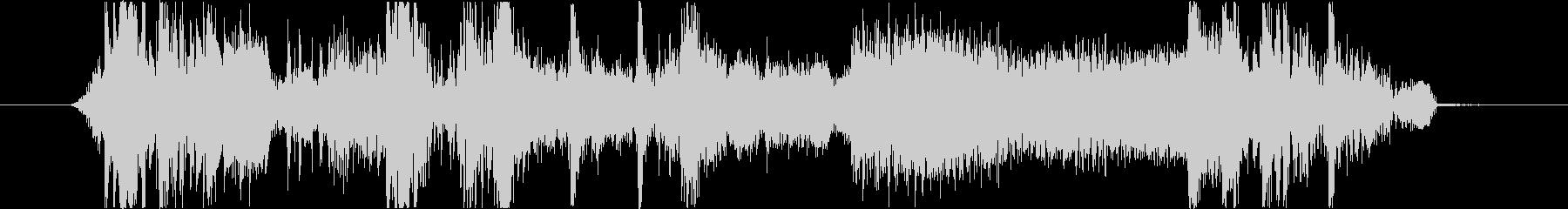 フィクション 力学 機械変換03の未再生の波形