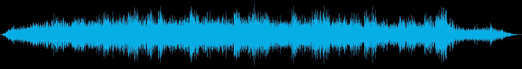 1960キャデラックデビル:Int...の再生済みの波形