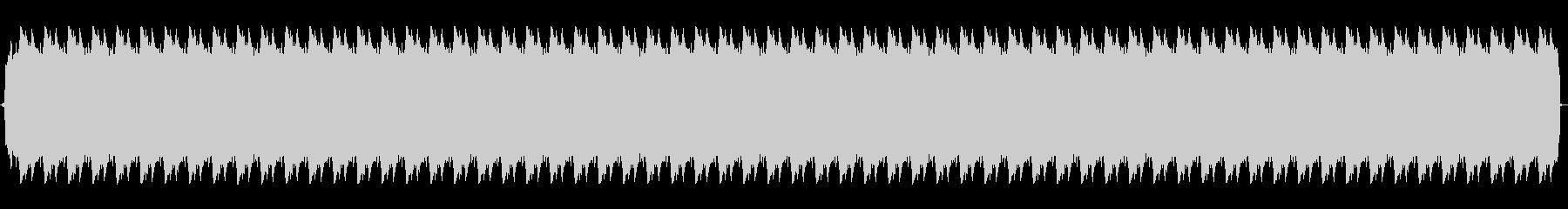 【効果音】目覚まし時計1の未再生の波形