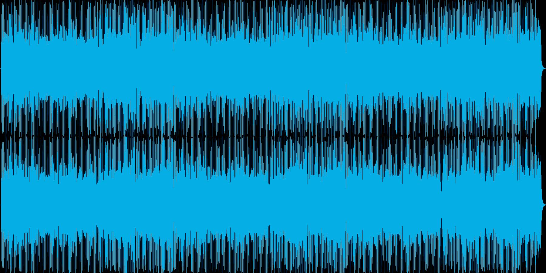 これは、宇宙を表した曲です。楽しんで…の再生済みの波形