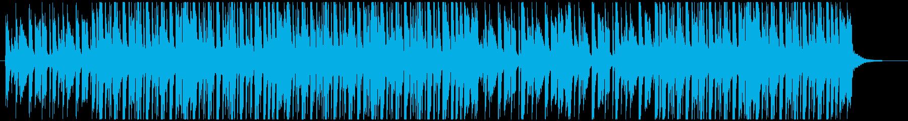 Hip Hop Background の再生済みの波形