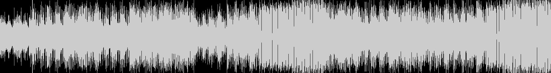 ミニマルエレピHipHop 説明動画などの未再生の波形