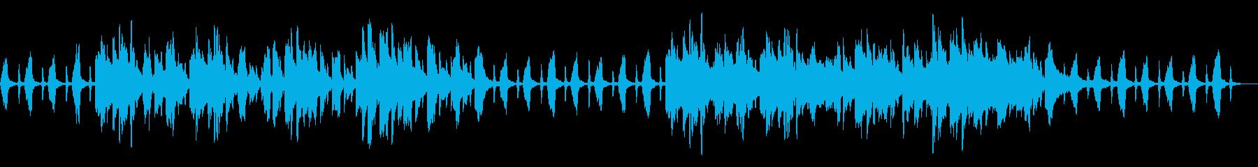 Nazoの再生済みの波形