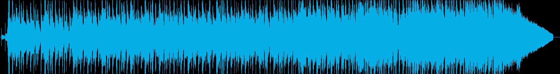 陽気なヴィンテージサーフロックの再生済みの波形