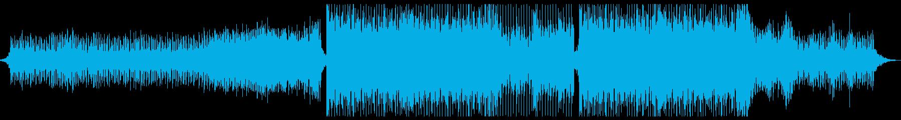 疾走感EDMロック♪希望・企業VP・CMの再生済みの波形