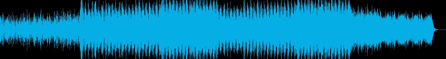 映画音楽、荘厳重厚、映像向け-25の再生済みの波形