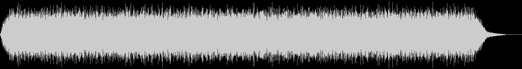 【アンビエント】ドローン_25 実験音の未再生の波形