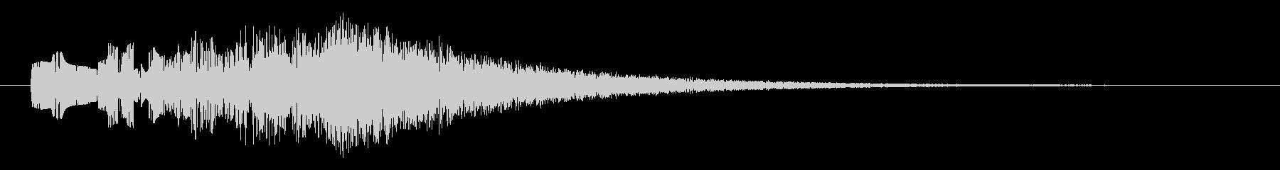 コミカルな場面転換の音_びゅぉぉぉ~の未再生の波形