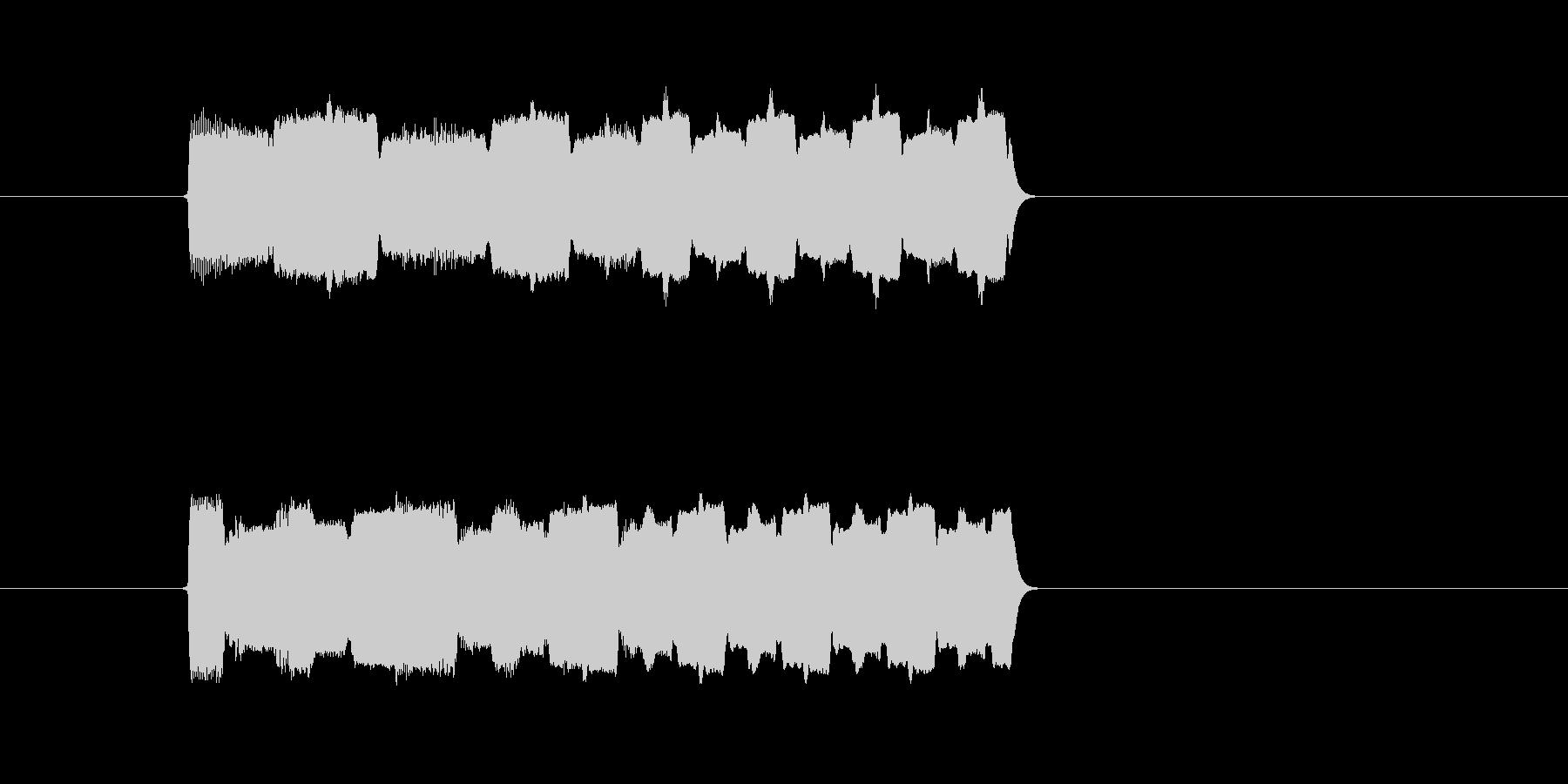 ゲーム、クイズ(正解)_014の未再生の波形