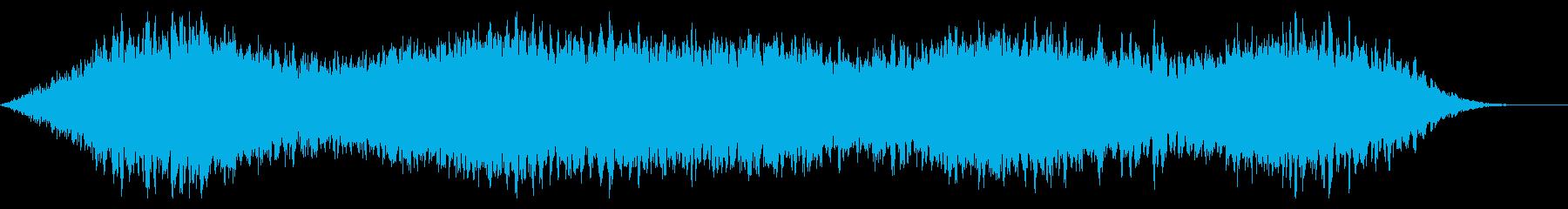 Dark_ホラーで怪しく神秘的-19_Sの再生済みの波形