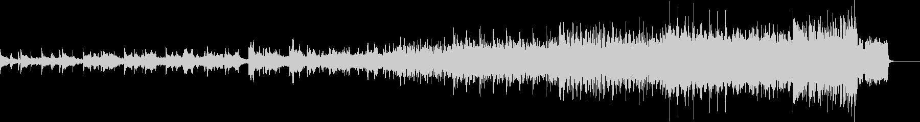 ヴァイオリンと琴と三味線と和太鼓の未再生の波形