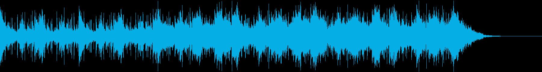Pf「登壇」和風現代ジャズの再生済みの波形