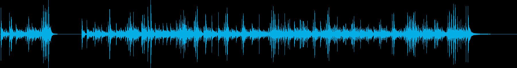 ドラムセット、ソロ、フルセット、2...の再生済みの波形