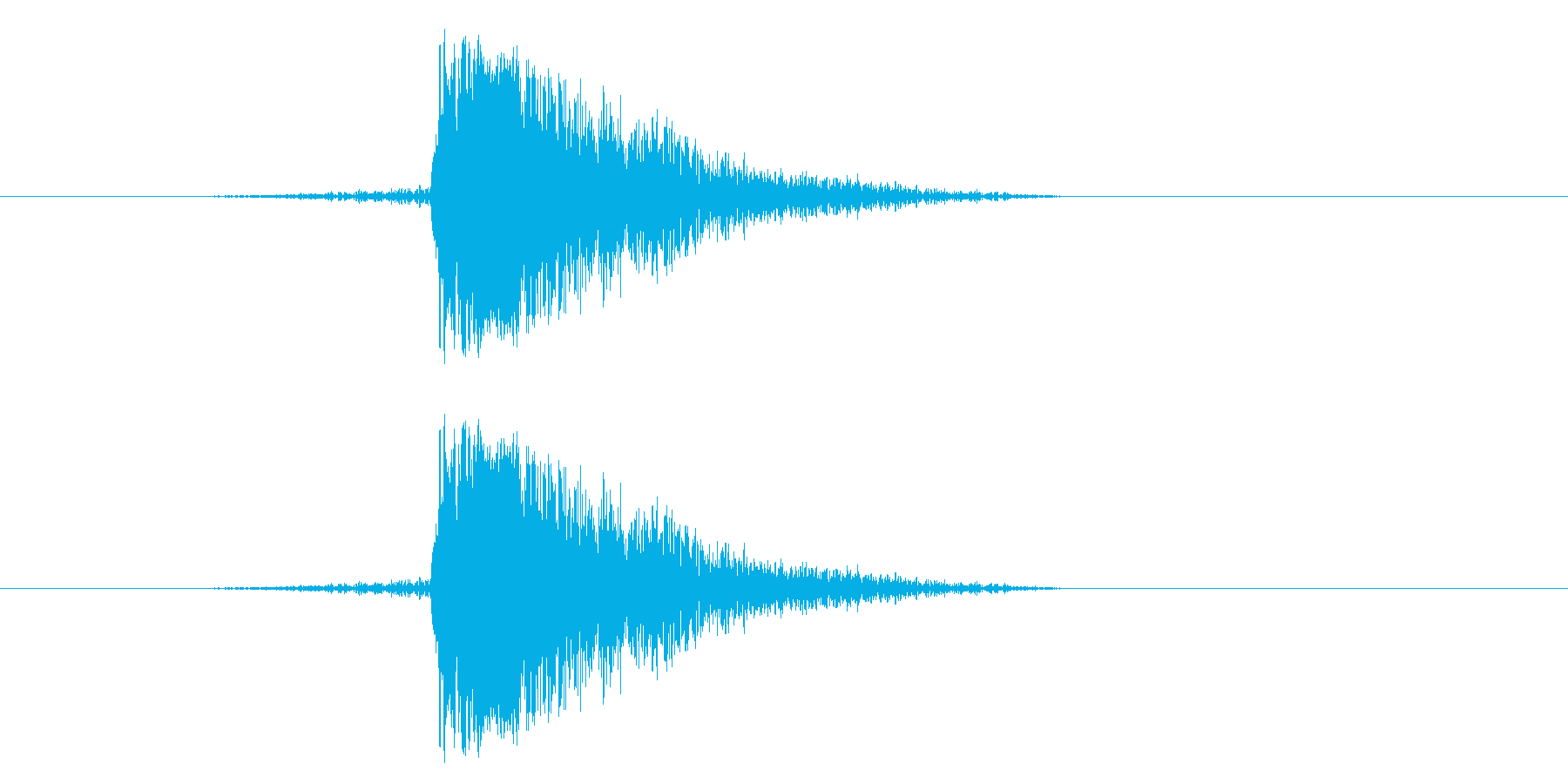 ジャン!リバースオケヒその2_音程低めの再生済みの波形