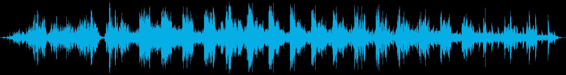 スペースコンピューター旋回アルバム...の再生済みの波形