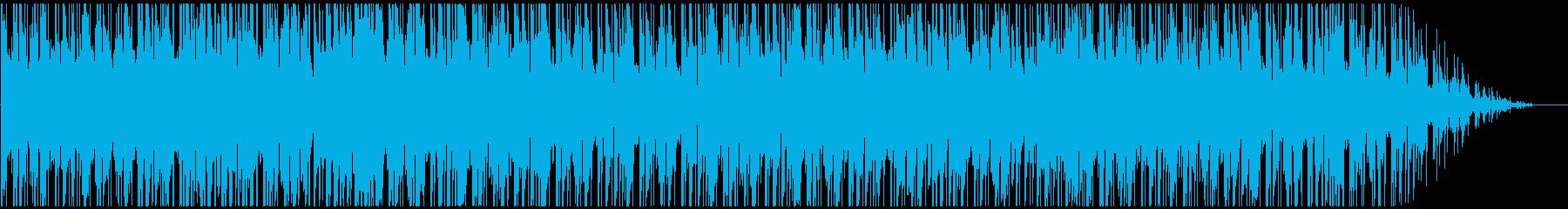 暖かく透明感のあるチルアウトHIPHOPの再生済みの波形