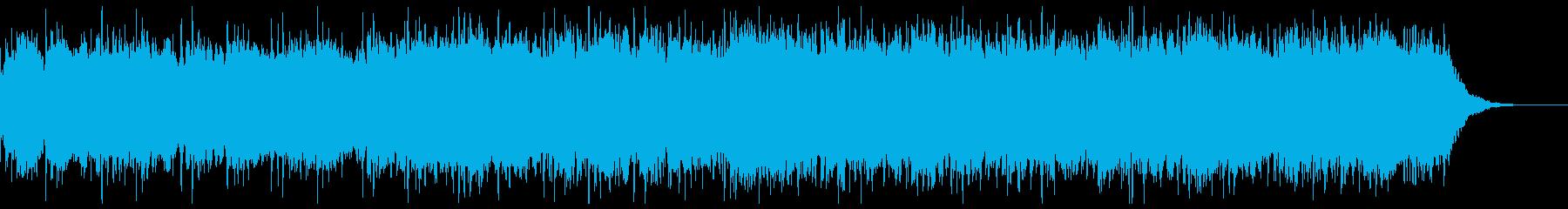 解説・むかし話・教材・教育コンテンツ05の再生済みの波形