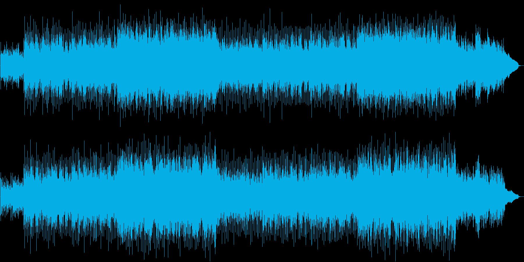 【生演奏】爽やかで優しいアコギポップの再生済みの波形