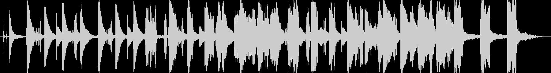 かわいい15秒CM楽曲。の未再生の波形