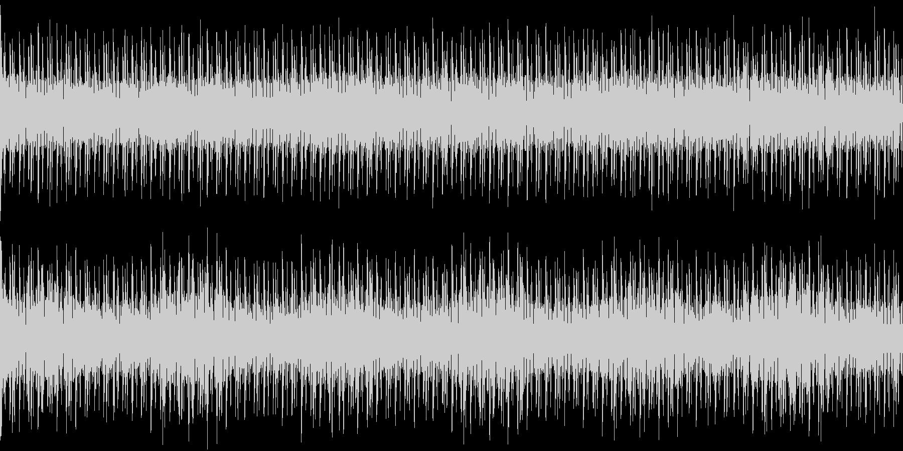 120bpm、ルートがBbなトランス調の未再生の波形
