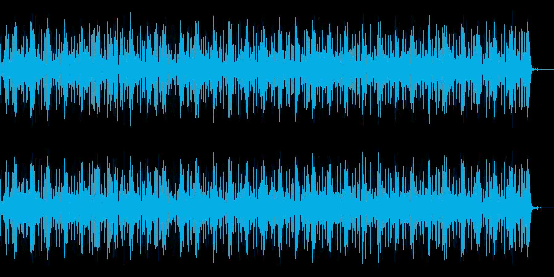 サイエンス、ドキュメント、実験の再生済みの波形