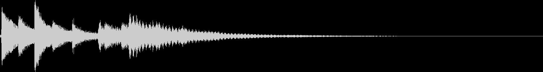 和風 琴 お正月 展開 料亭 05の未再生の波形